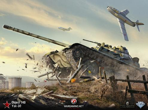 Hra World of Tanks